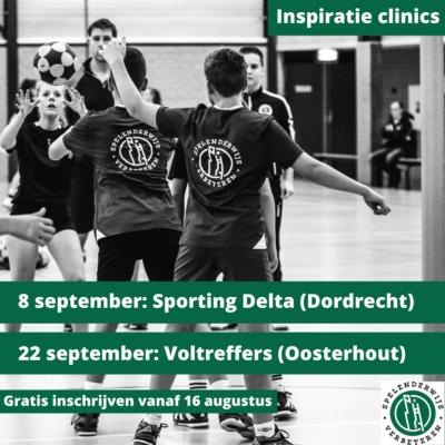 8 september Sporting Delta (Dordrecht)